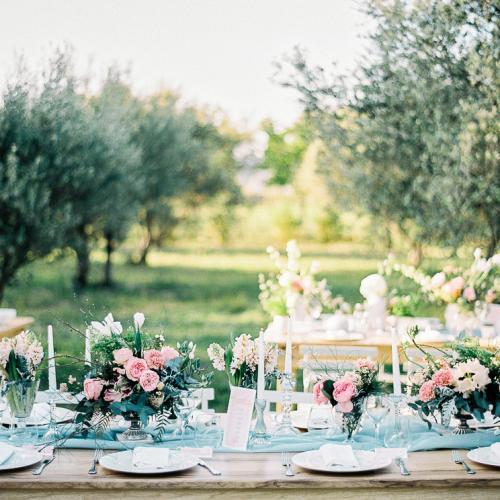 Anniversaire de mariage : réception privée sur-mesure